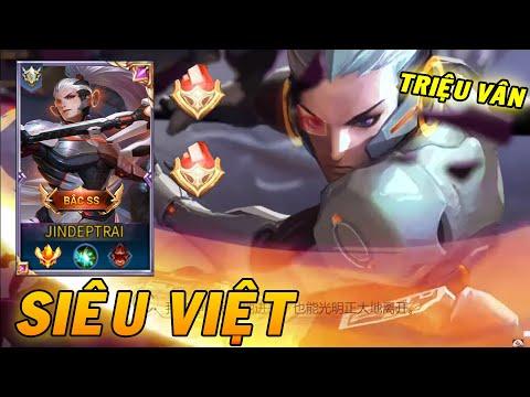 Trang Phục Mới Triệu Vân Siêu Việt Cực CHẤT Chính Thức Ra Mắt Liên Quân Mobile