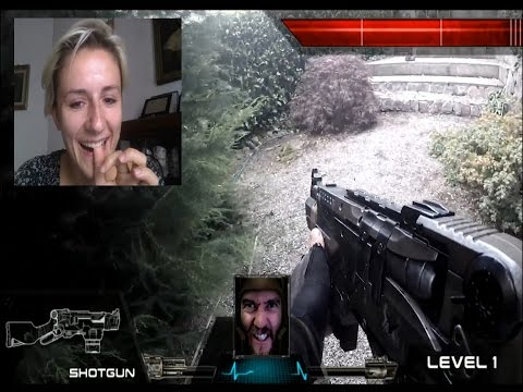 Real Life FPS on Chatroulette