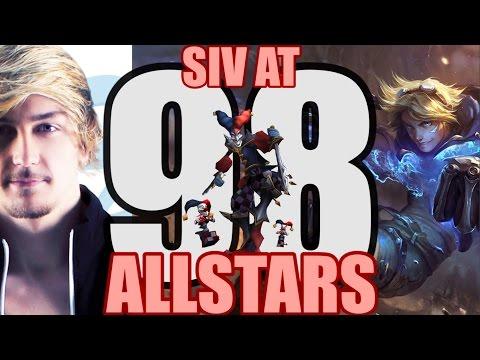 Siv HD - Best Moments #98 - SIV JUKES ALLSTARS TAIWAN