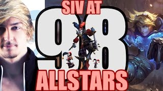 Siv HD - Best Moments #98 - SIV JUKES ALLSTARS TAIWAN