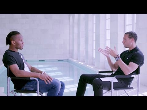 Didier Drogba Interview (12 Mins) - Rio Ferdinand Interviews The Chelsea Legend