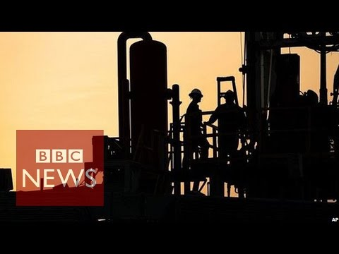 Why are oil prices falling - explained in 60 seconds?