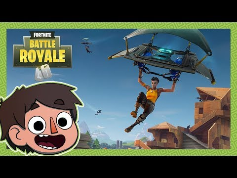 COMIC HUNGER GAMES!!! | Fortnite Ep 1
