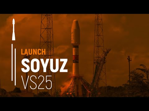 Arianespace Flight VS25 - CSO-2 (EN)