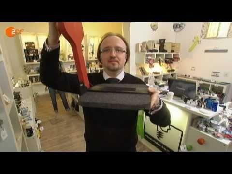 Im reich der erfinder zdf mittagsmagazin youtube - Erfinderladen berlin ...
