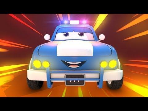 Car Cartoon Vehicles Videos For Kids | Nursery Rhymes & Songs For Babies