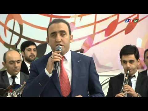 Rovsen Eziz - Ag Shani - ictimai TV Yeni Gun 27 03 2016