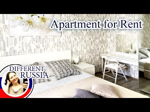 Rental Prices in Moscow /Stylish Apartment for $ 750 per Month /  Open House on #DifferentRussia.