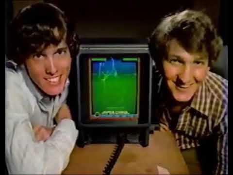 Vectrex 1982 Console Launch Commercial