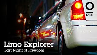 limo explorer   last night of freedom