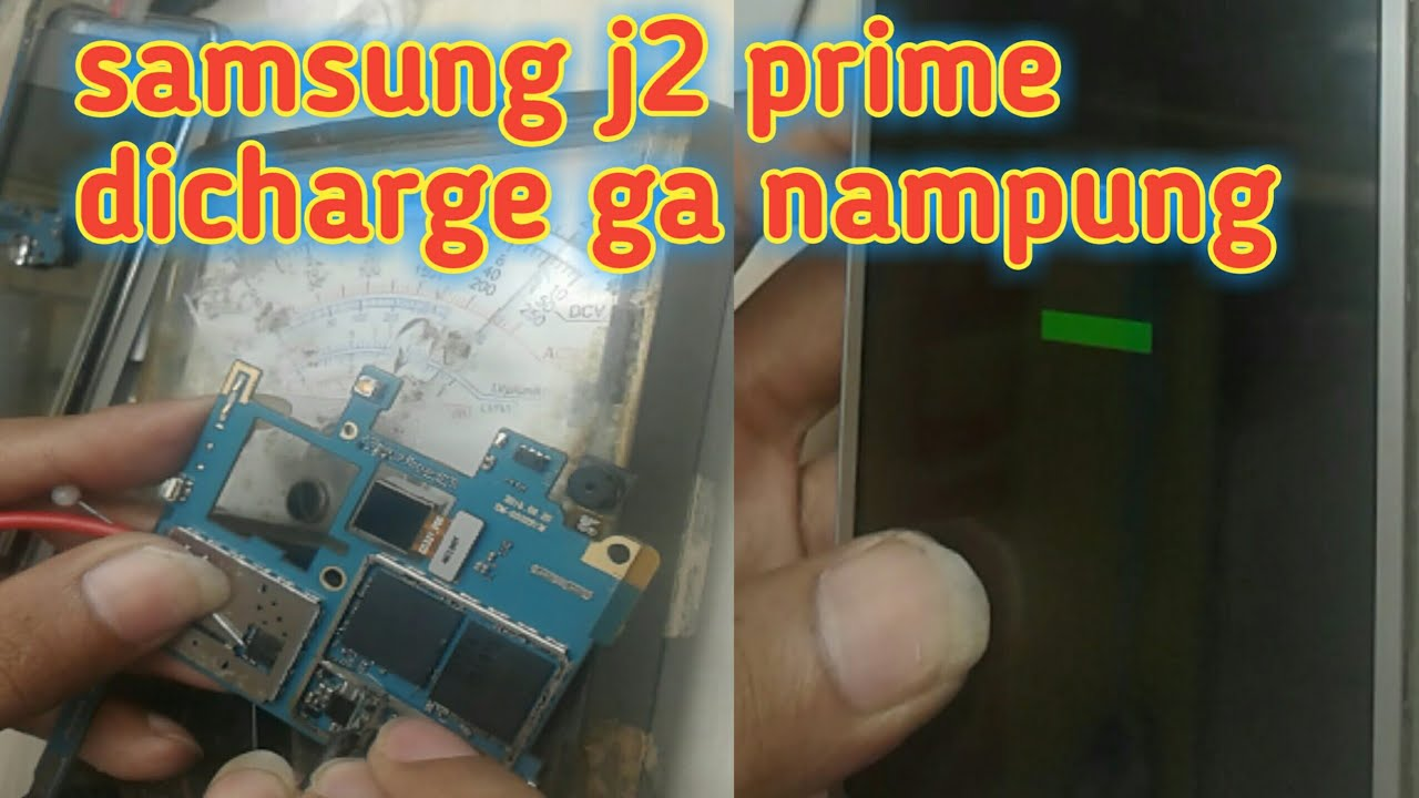 Samsung J2 Prime No Charghing Solution Youtube