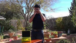 Get a Signal on a Globalstar GSP-1700 Satellite Phone