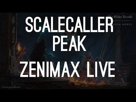 Zenimax ESO Live Dungeon Run Scalecaller Peak