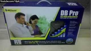 DB PRO Cell Phone Signal Booster - Unboxing / Setup / Review