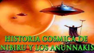HISTORIA CÓSMICA DE NIBIRU Y LOS ANUNNAKIS Entrevista a Rodrigo Romo (2/2)