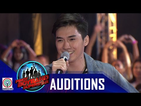 """Pinoy Boyband Superstar Judges' Auditions: Allen Cecilio – """"Yakap Sa Dilim"""""""