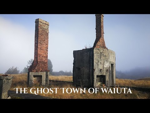 Waiuta - NZ's Ghost Town