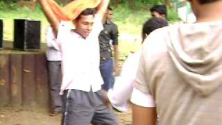 sexy girls & boy picnic dance party ,ABIT CUTTACK,orissa,india