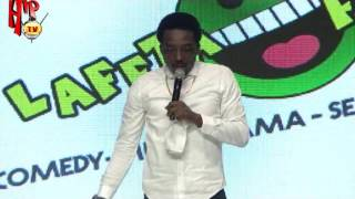 GLO LAFFTA FEST 2015 (LAGOS) PART THREE