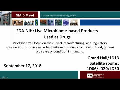 Science and Regulation of Live Microbiome-Based Products