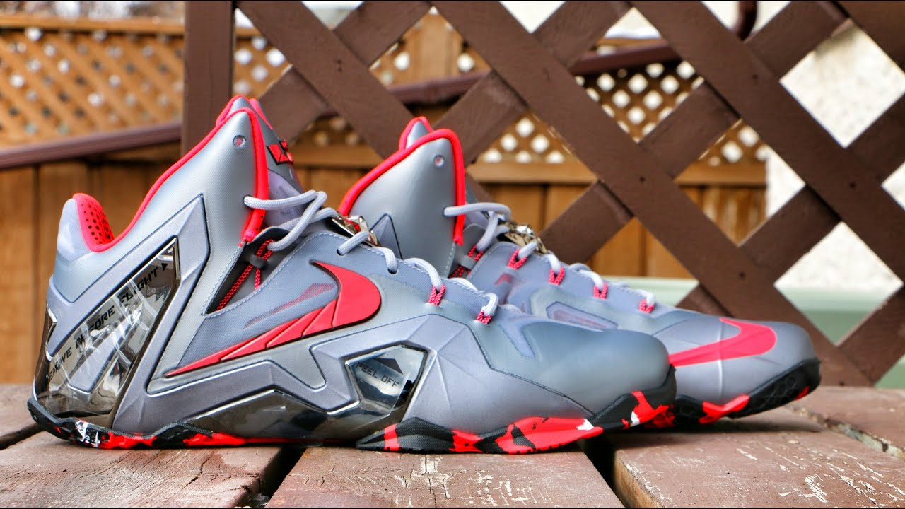 4390a12d4524 ... coupon nike lebron 11 elite team review on foot youtube 3cdf2 f48b6