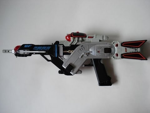 Image result for Beetleborgs data laser rifle