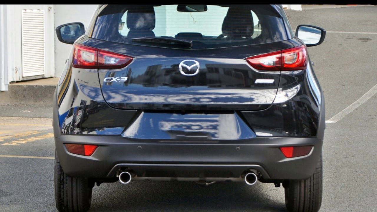 Premise 75 Vs I Maxx Pro: 2017 Mazda CX-3 DK Maxx (AWD) Jet Black 6 Speed Automatic