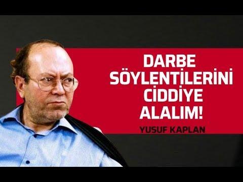 DARBE SÖYLENTİLERİNİ CİDDİYE ALALIM! #YusufKaplan