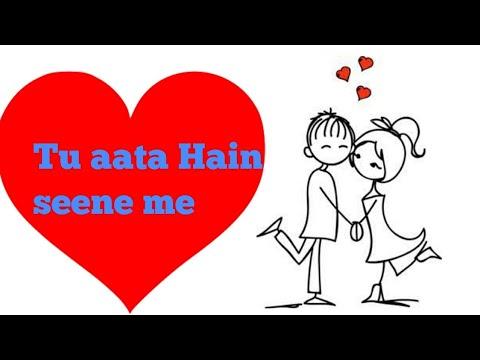 Tu Aata Hain Seene Me || WhatsApp Status || Love Song