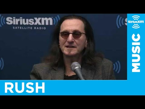 SiriusXM Town Hall with Rush: The Future of Rush after R40 // SiriusXM