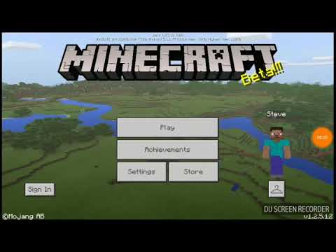 showcase-minecraft-versi-lama