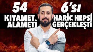 54 KIYAMET ALAMETİ 6SI HARİÇ HEPSİ GERÇEKLEŞTİ  Mehmet Yıldız