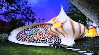 Необычные дома мира(Необычные дома. Посмотрите на эту огромную ракушку! Согласитесь, что многим и в голову не придет, что это..., 2014-08-10T12:58:26.000Z)