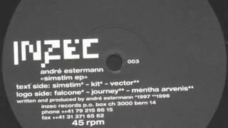 André Estermann -- Vector / Simstim EP (Inzec Records/003)