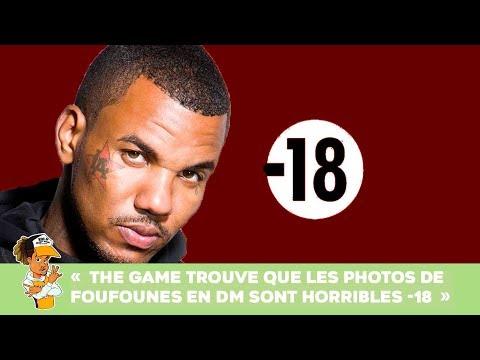 The Game trouve que les photos de Foufounes en DM sont horribles !! 🔞