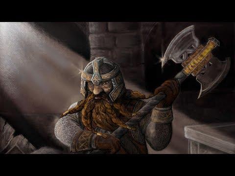 Epic Dwarf Music - Dwarven Axes