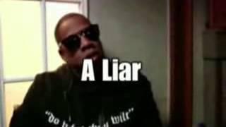 Bizzle 2Pac Liar Lyrics - Jay Z Rick Ross Kanye West Diss
