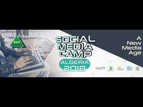 What's Social Media Camp Algeria 2018