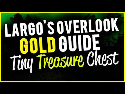 Largo's Overlook New Cata Farming Location Tiny Chest Galoir Solo Friendly Insane WoW Gold Guide