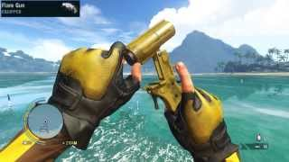 Repeat youtube video Far Cry 3 - All Weapons Shown
