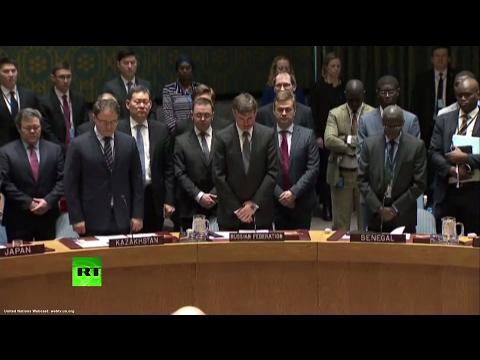 Заседание Совбеза ООН под председательством Украины по вопросам конфликтов в Европе
