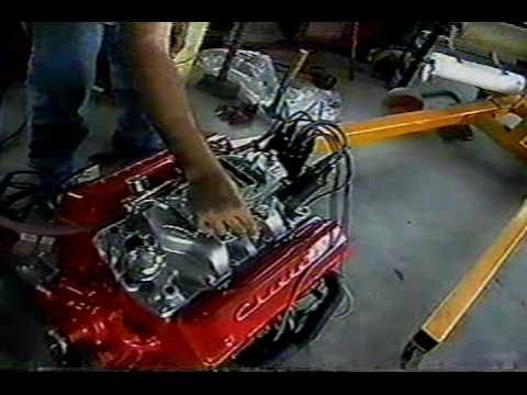 283 Wiring Diagram 283ci Chevrolet Small Block Rebuild Youtube