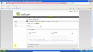 Endian Firewall 2 Non Transparent Proxy & Testing our Firewall's Gateway Antivirus