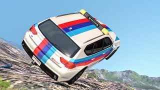 Cliff Madness #16 – BeamNG Drive | CrashBoomPunk