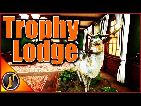 First Trophy Lodge Hunt In Call Of The Wild!