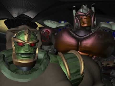 Maximize!!-The History Of Beast Wars Transformers Episodes 34-36