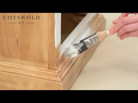 How To Upcycle Your Furniture  Paint Your Bedside Cabinet Cotswold Co Country Interiors