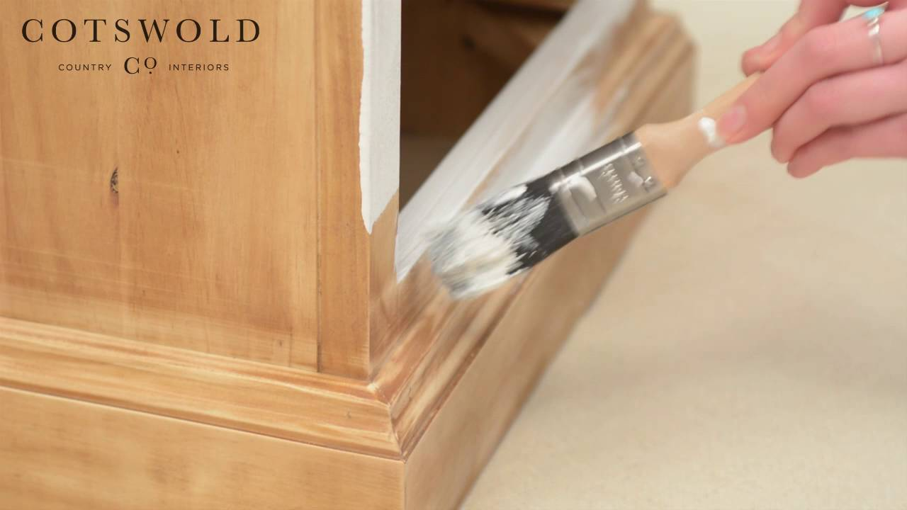 How To Upcycle Your Furniture | Paint Your Bedside Cabinet   Cotswold Co  Country Interiors