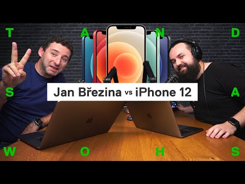 JAN BŘEZINA: Doufám, že Apple zruší iPhone, revoluční novinky dělá Samsung