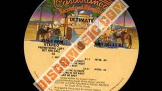 "Ultimate - Touch Me Baby   12"" extented"